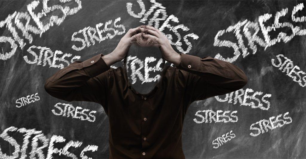 elimistön jatkuva stressitila